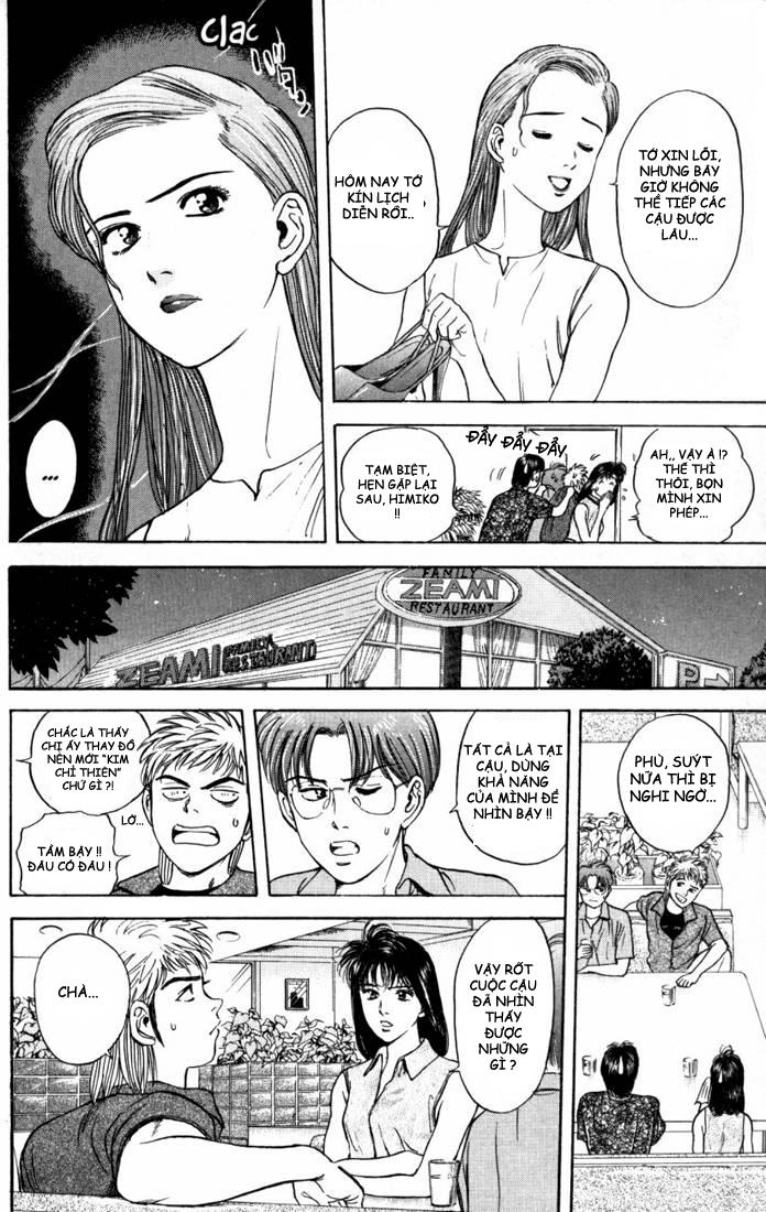 Psychometrer Eiji chapter 18 trang 10