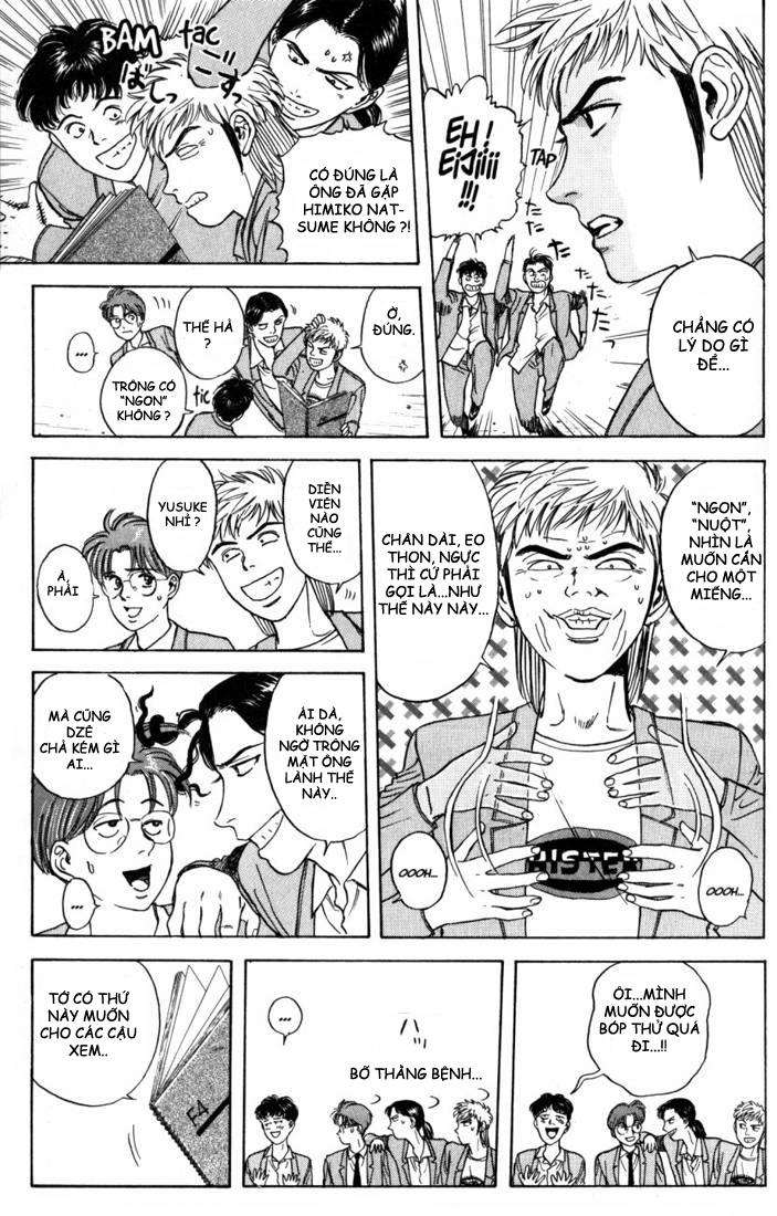 Psychometrer Eiji chapter 18 trang 15