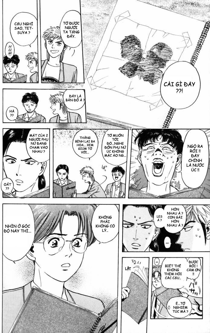 Psychometrer Eiji chapter 18 trang 16