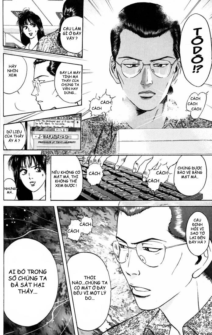 Psychometrer Eiji chapter 18 trang 18