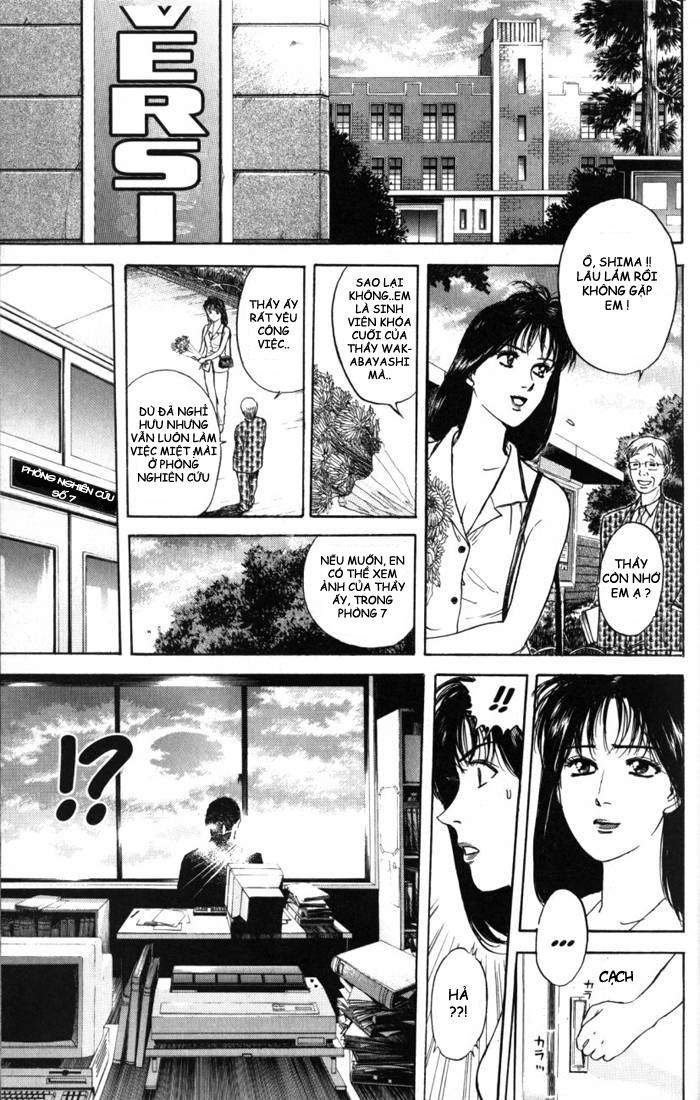 Psychometrer Eiji chapter 18 trang 17