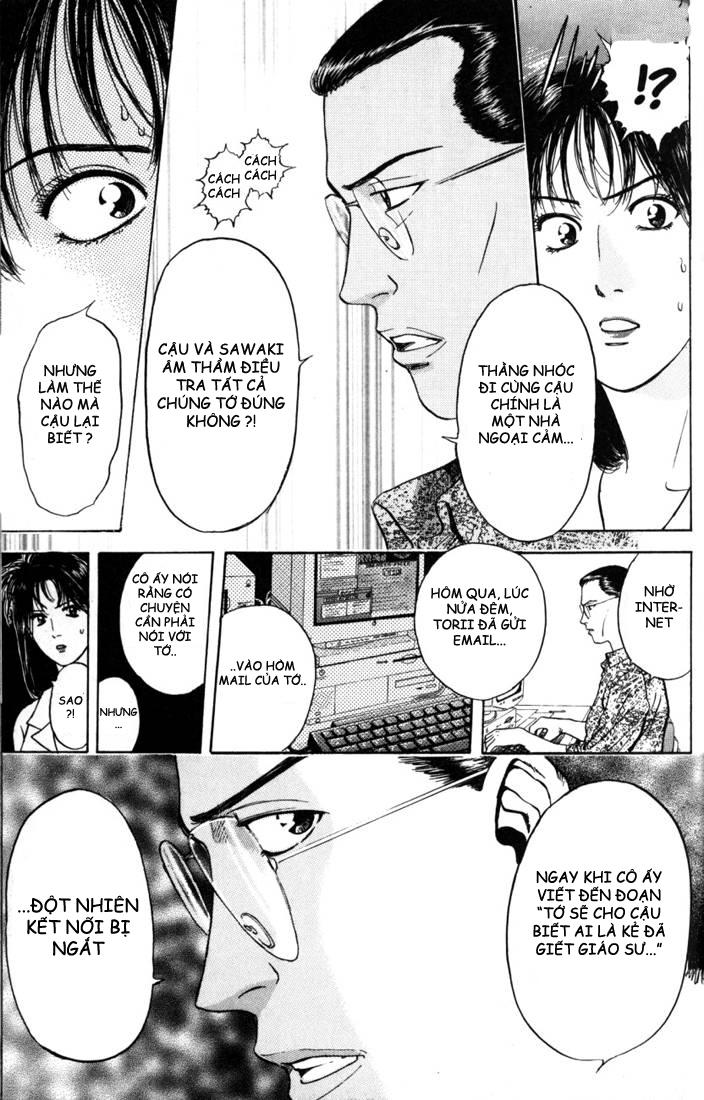 Psychometrer Eiji chapter 18 trang 19