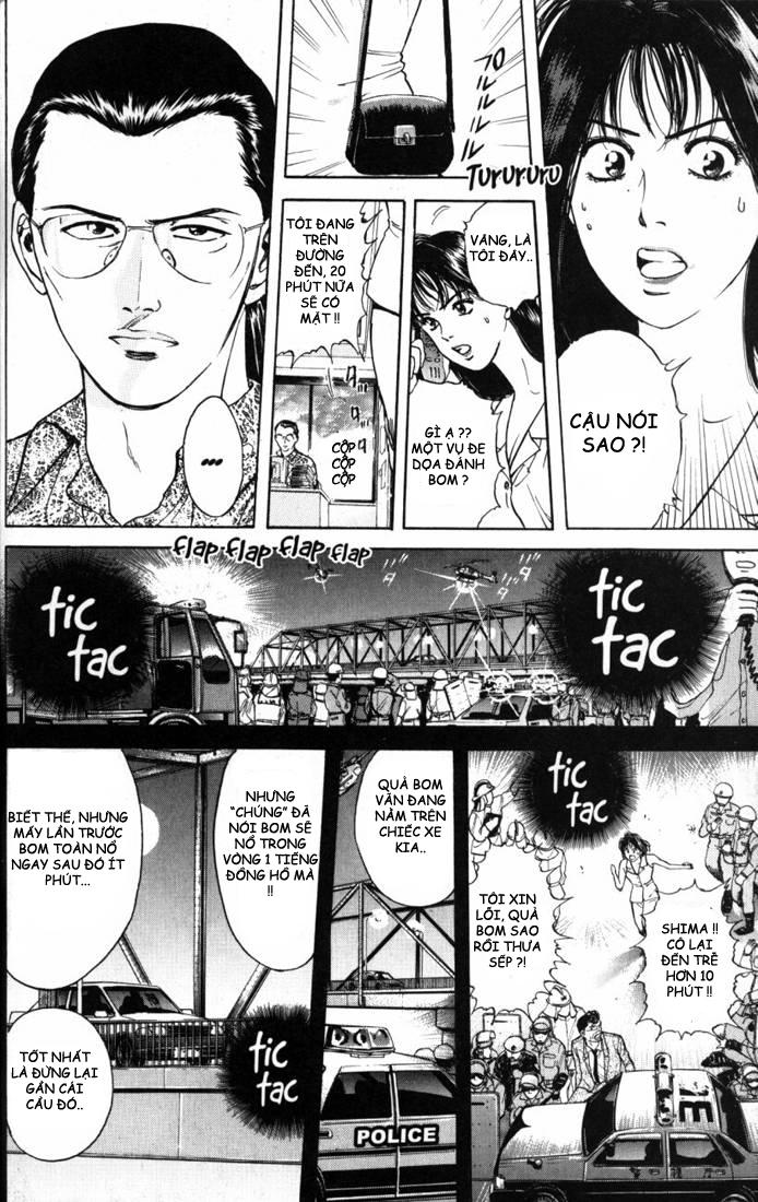 Psychometrer Eiji chapter 18 trang 20