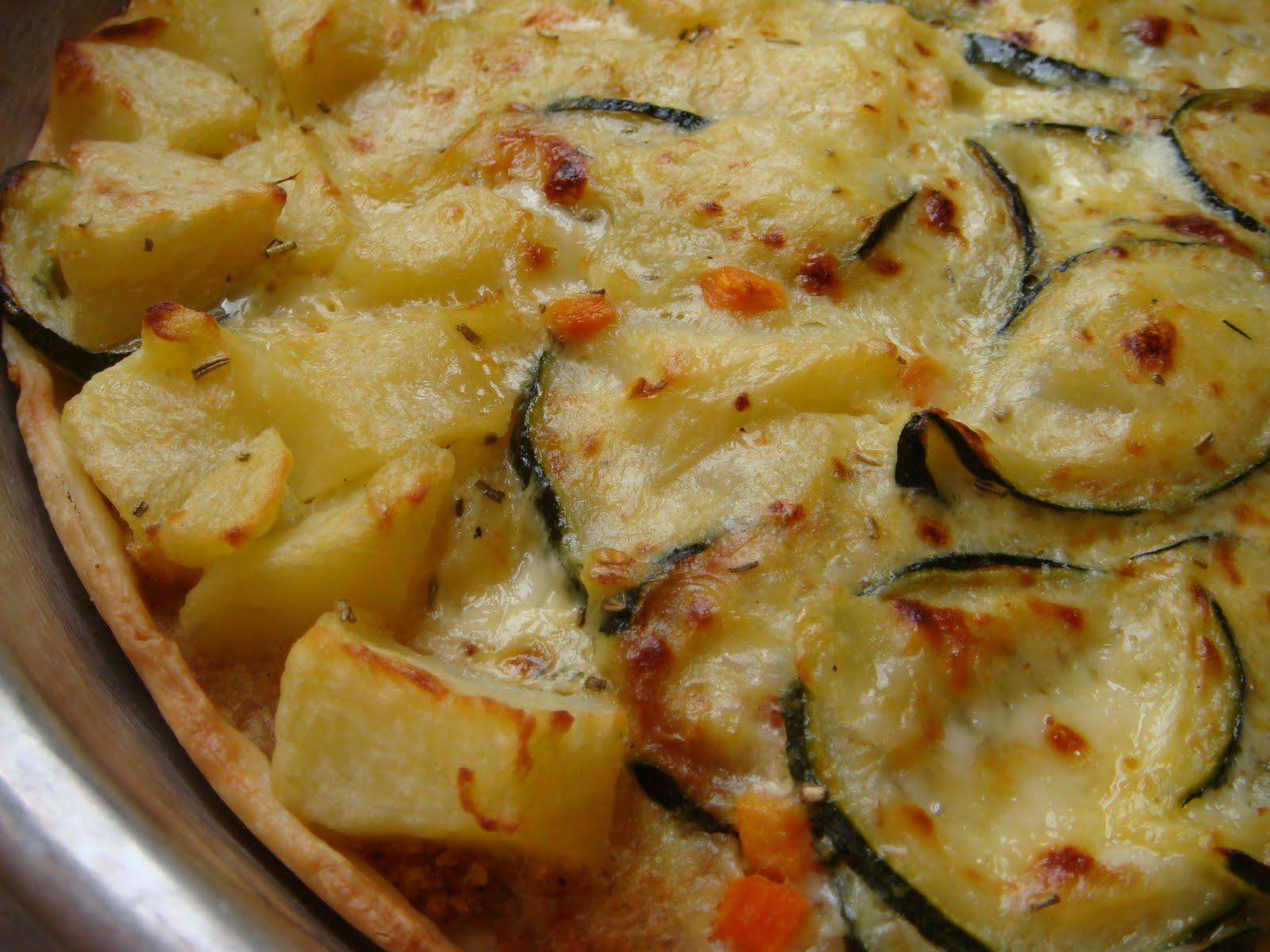Ricette fredde con pasta brise