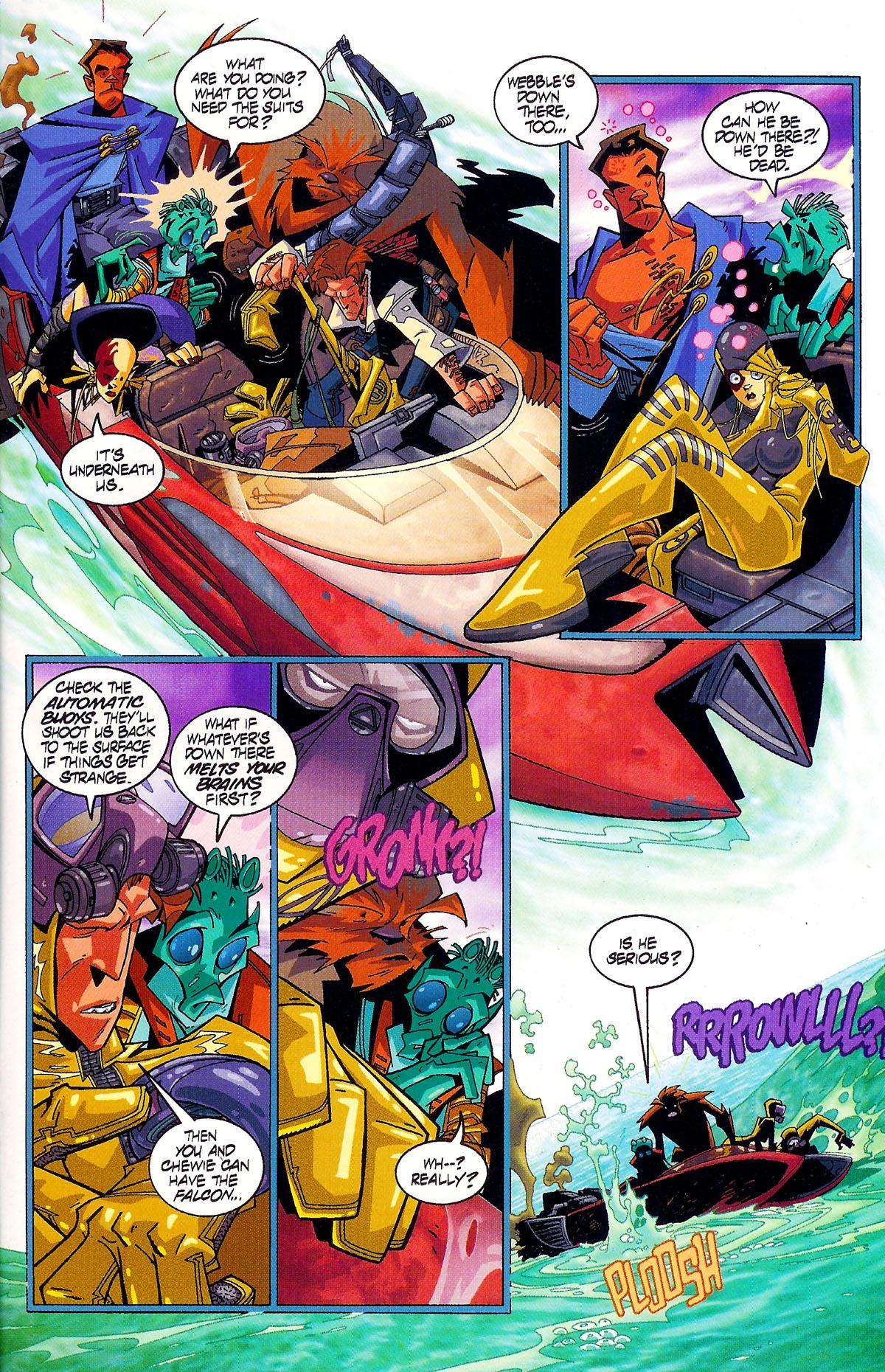 Read online Star Wars Omnibus comic -  Issue # Vol. 12 - 154