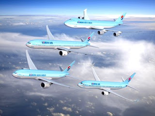 Korean Air, Number One Global Cargo Airline Five Years in a Row