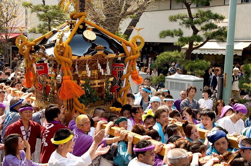 Matsuri (Japanese festivals) | The East