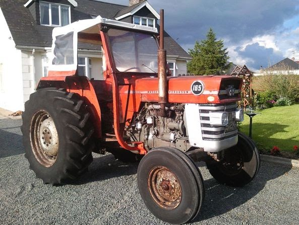 beirne brightly the tale of the massey ferguson 165 and. Black Bedroom Furniture Sets. Home Design Ideas