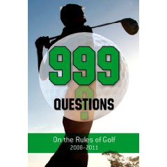 Quiz Book on Rules of Golf