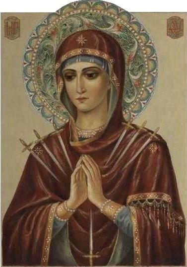 Random Musings: Mother of God, Softener of Hardened / Evil