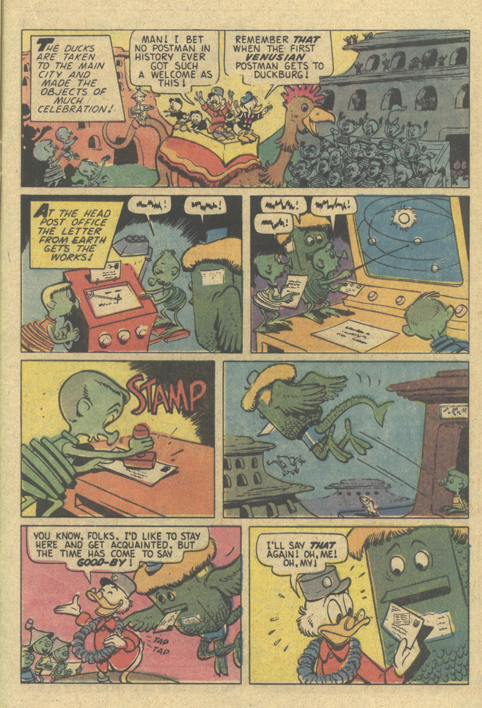 Read online Uncle Scrooge (1953) comic -  Issue #154 - 13