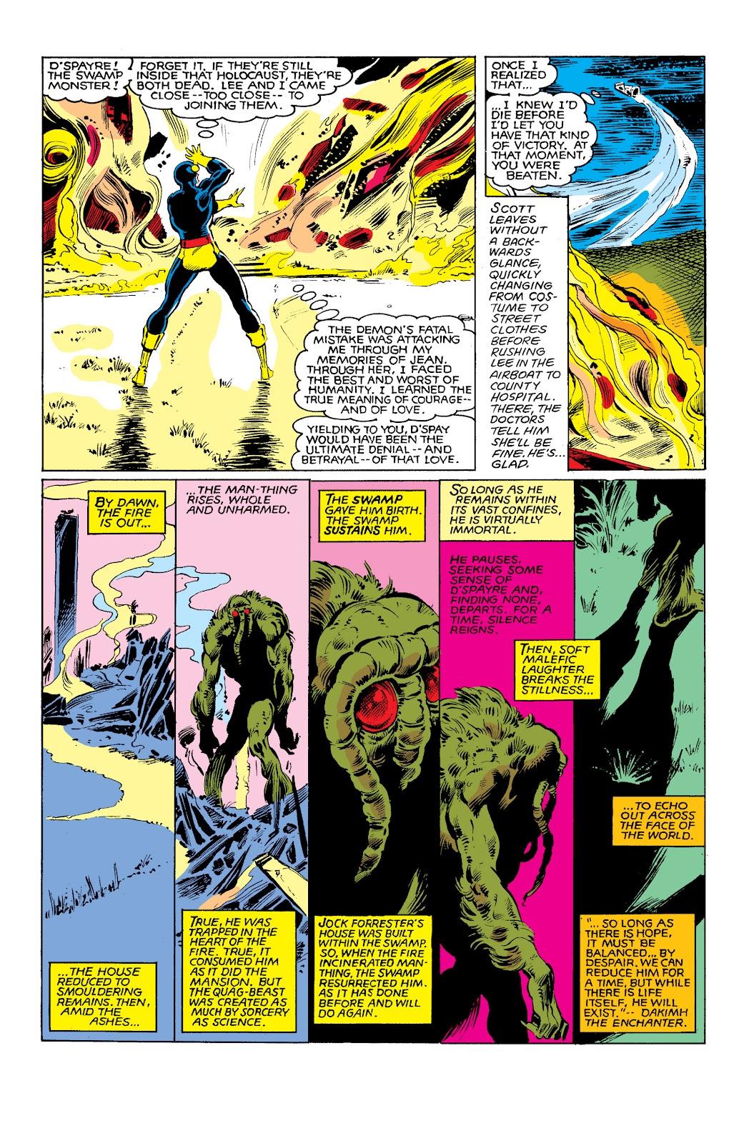 Uncanny X-Men (1963) issue 144 - Page 23