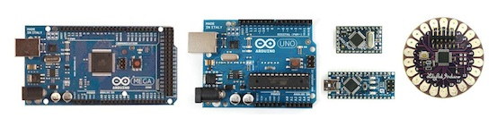 Arduino for beginners so many types of which