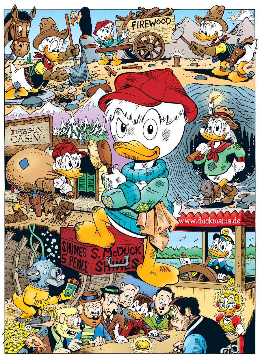 dagobert duck der neue gehrock