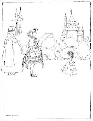 All story: W. Heath Robinson 1872 ~ 1944