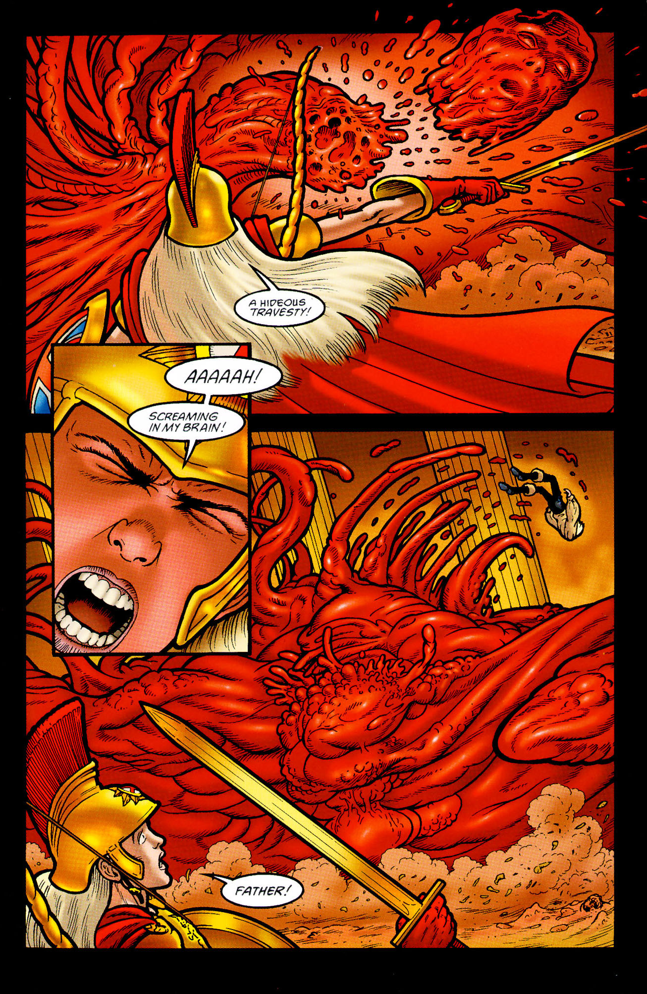Read online Heart of Empire comic -  Issue #8 - 22