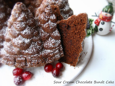 Home Cooking In Montana: Nordic Ware Christmas Tree Bundt ...