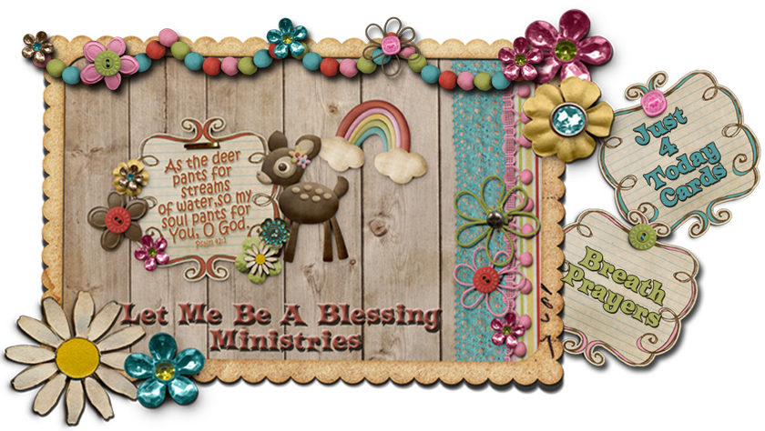 Let Me Be A Blessing Ministries