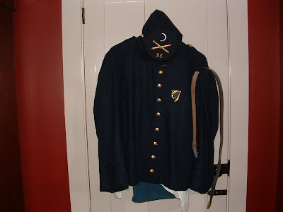 Uniform in the Union room