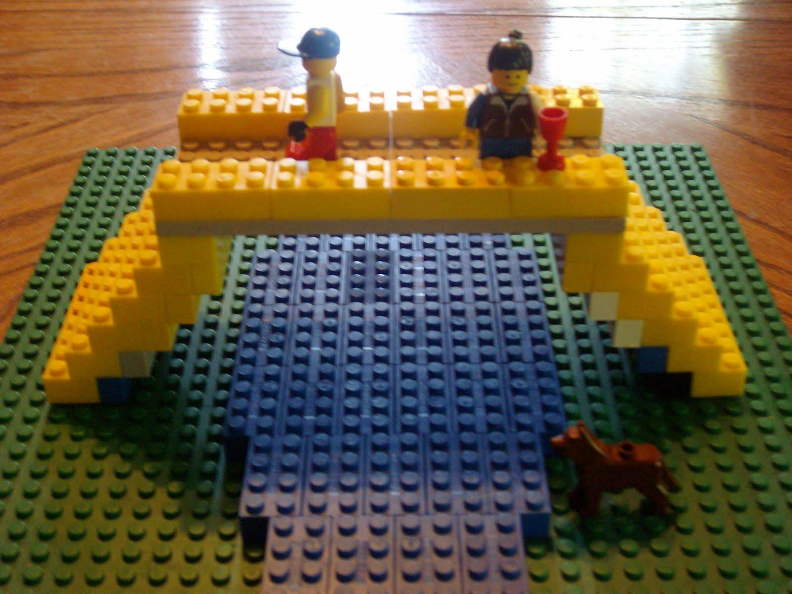 Tow N Go >> LEGO Quest Kids: Bridge Photos
