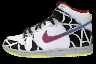 pretty nice 224b5 71d63 Division East Blog: NIKE SB Thrashin and Piet Mondrian