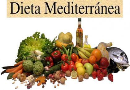 En que consiste una dieta mediterranea