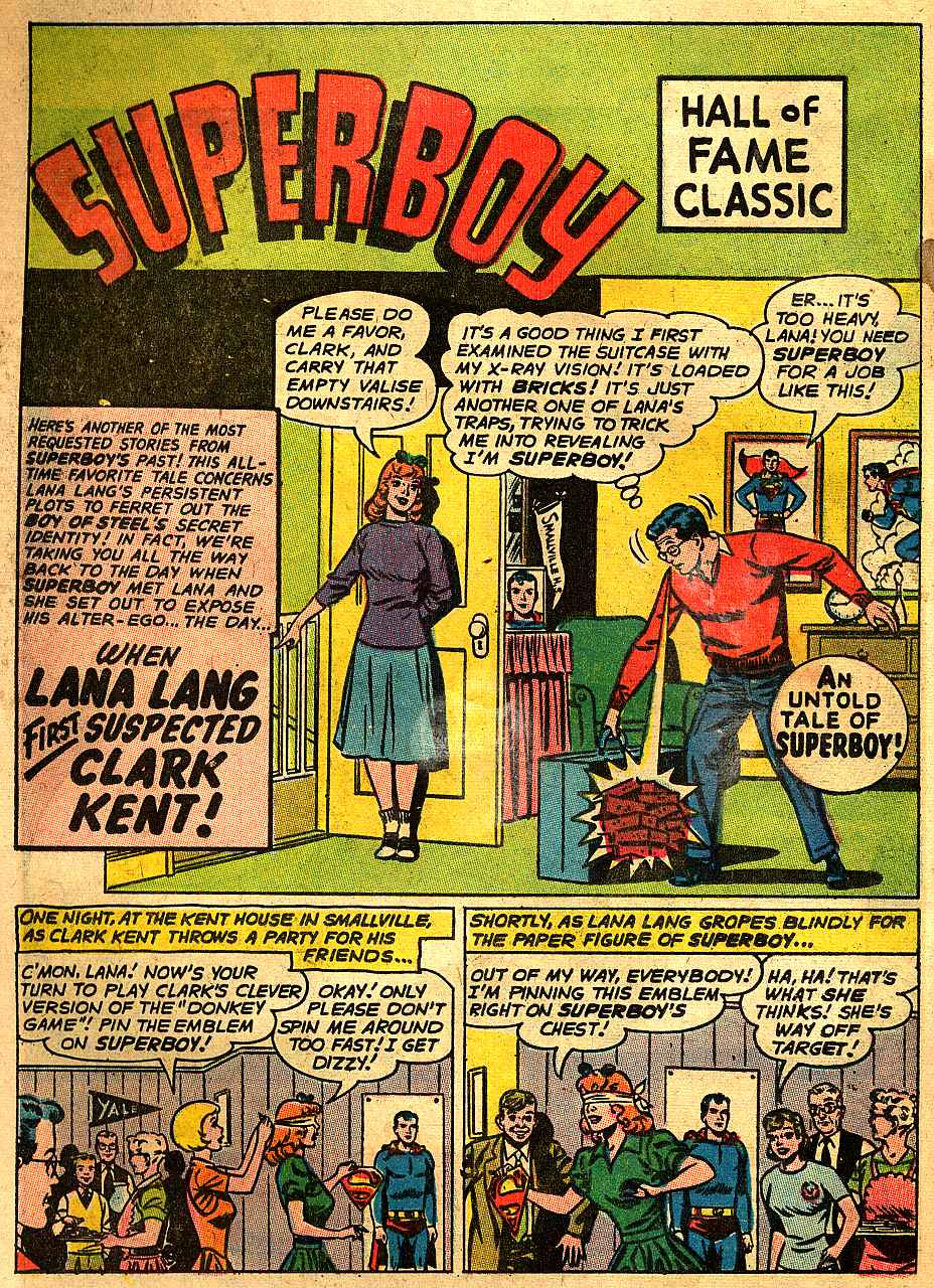 Superboy (1949) issue 135 - Page 17