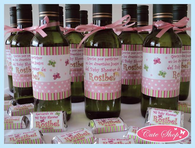 Botellas De Vino Para Regalar En Bautizos.Botellas De Vino Decoradas Para Bautizo Imagui