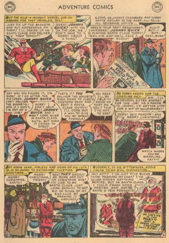 Read online Adventure Comics (1938) comic -  Issue #185 - 26