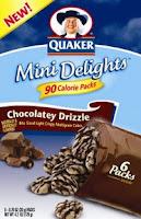 Quaker Chocolate Crunch Rice Cakes