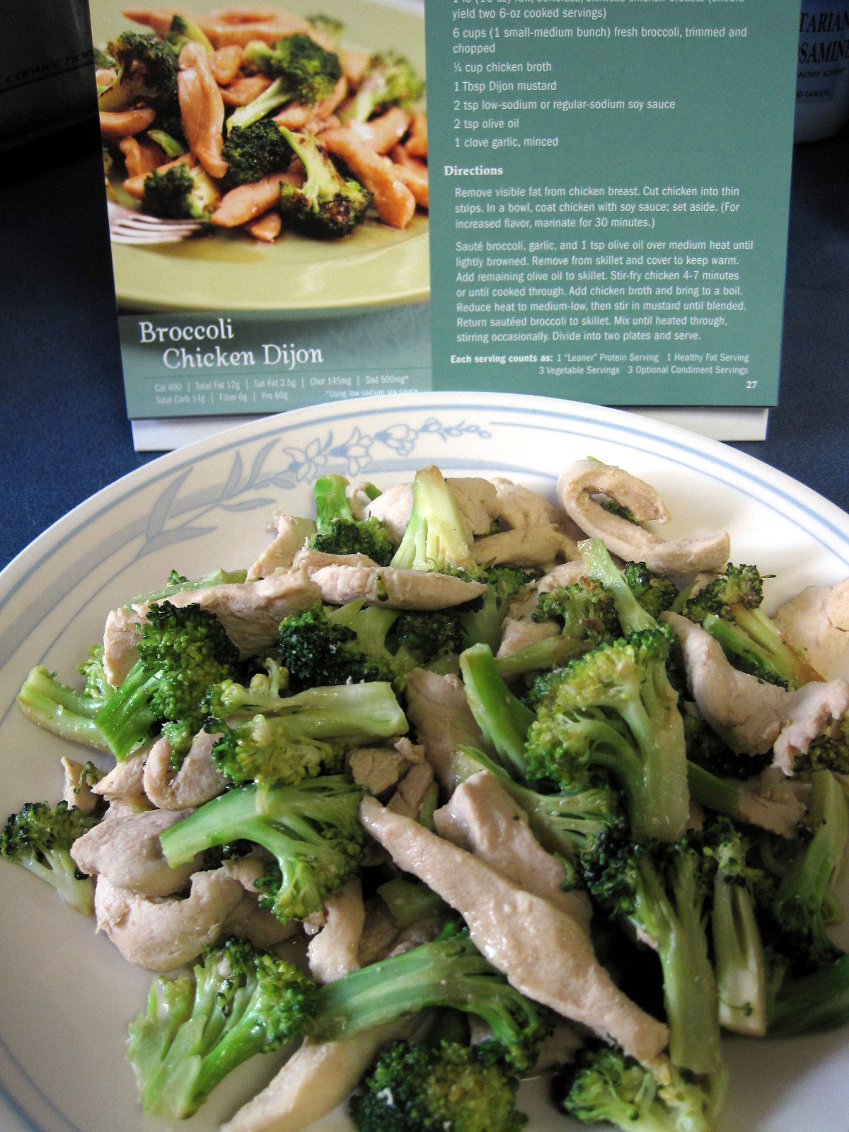 Escape From Obesity Reviews Medifast Lean Amp Green Meal Cookbook Review