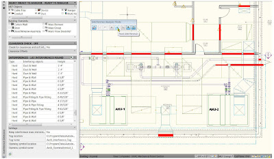 autocad mep 2010 multidiscipline coordination coordinate mechanical,  electrical, and plumbing design the interference detection tools within  autocad