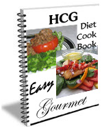HCG Gourmet Cook Book