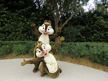 Unofficial Disney Character Hunting Guide Epcot Characters