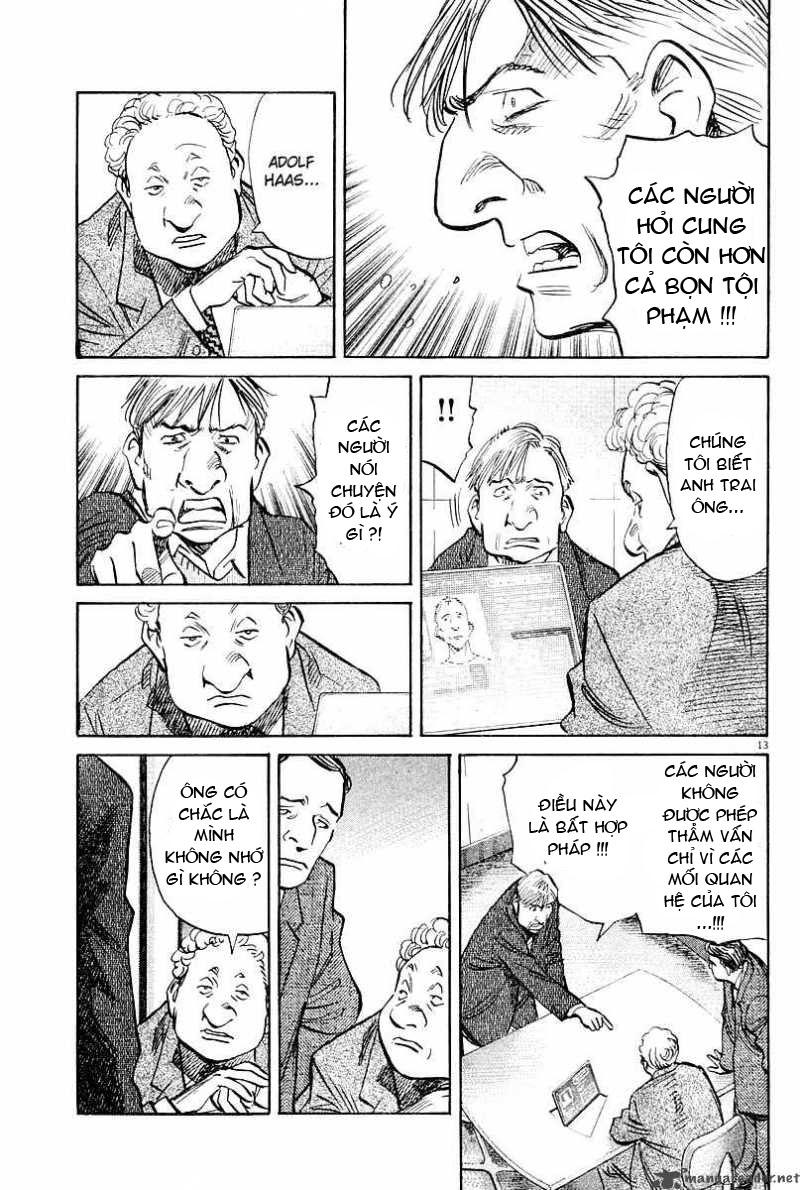 Pluto chapter 28 trang 12