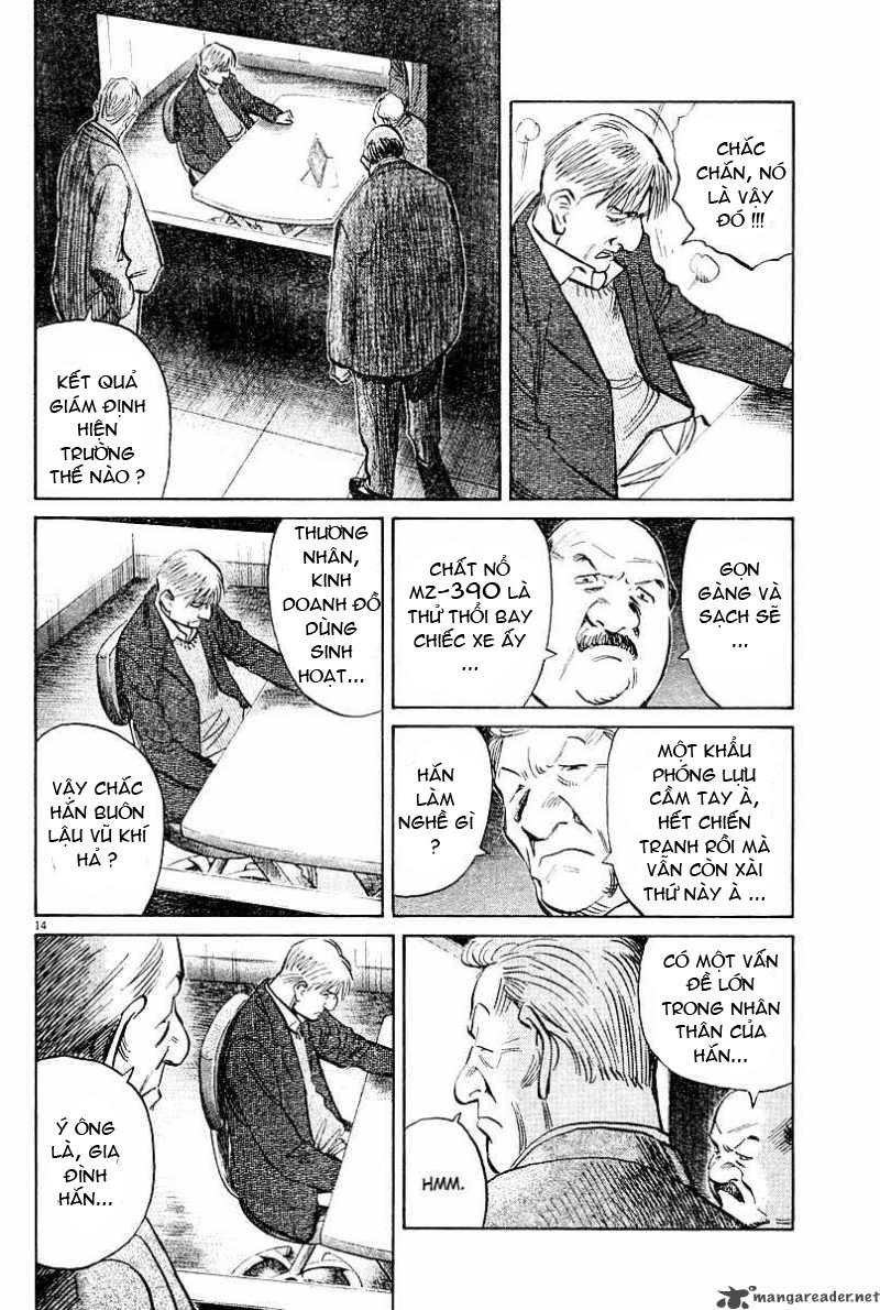 Pluto chapter 28 trang 13