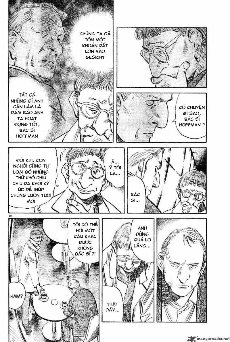 Pluto chapter 27 trang 11