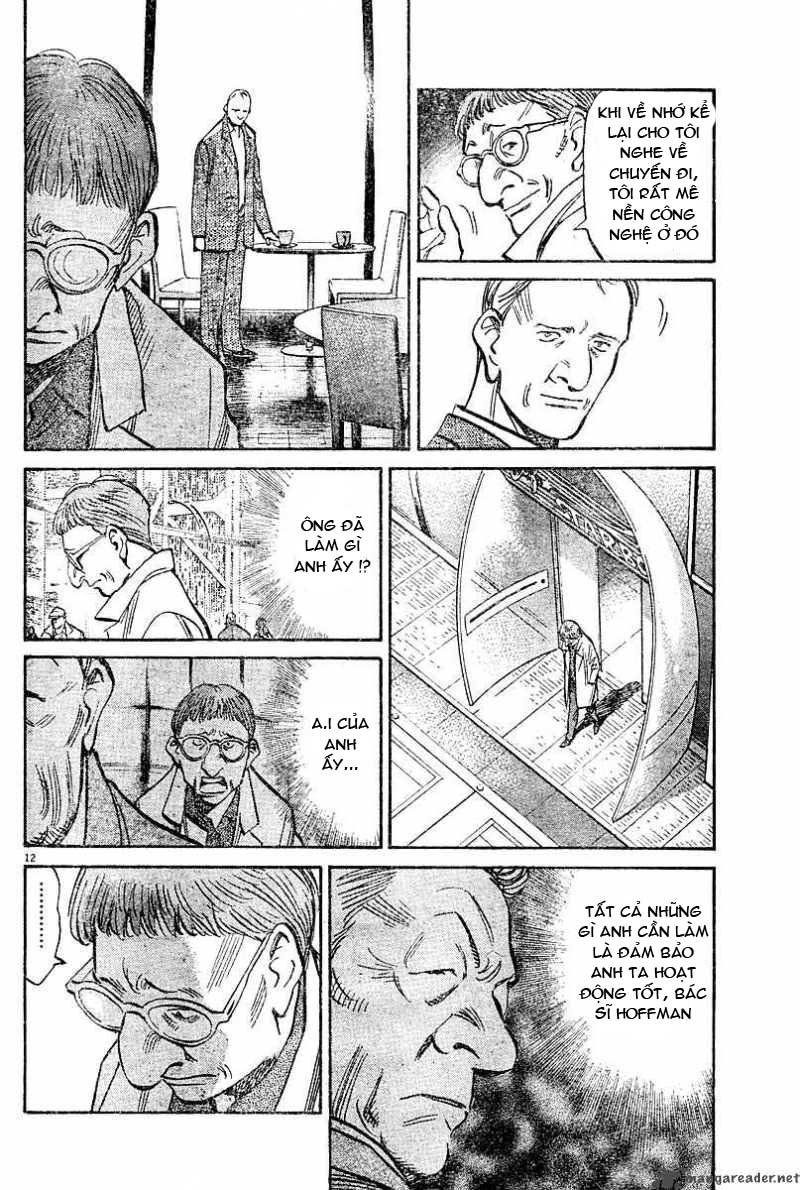 Pluto chapter 27 trang 13