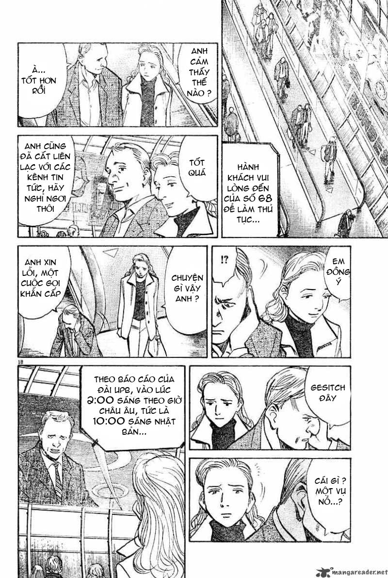 Pluto chapter 27 trang 19
