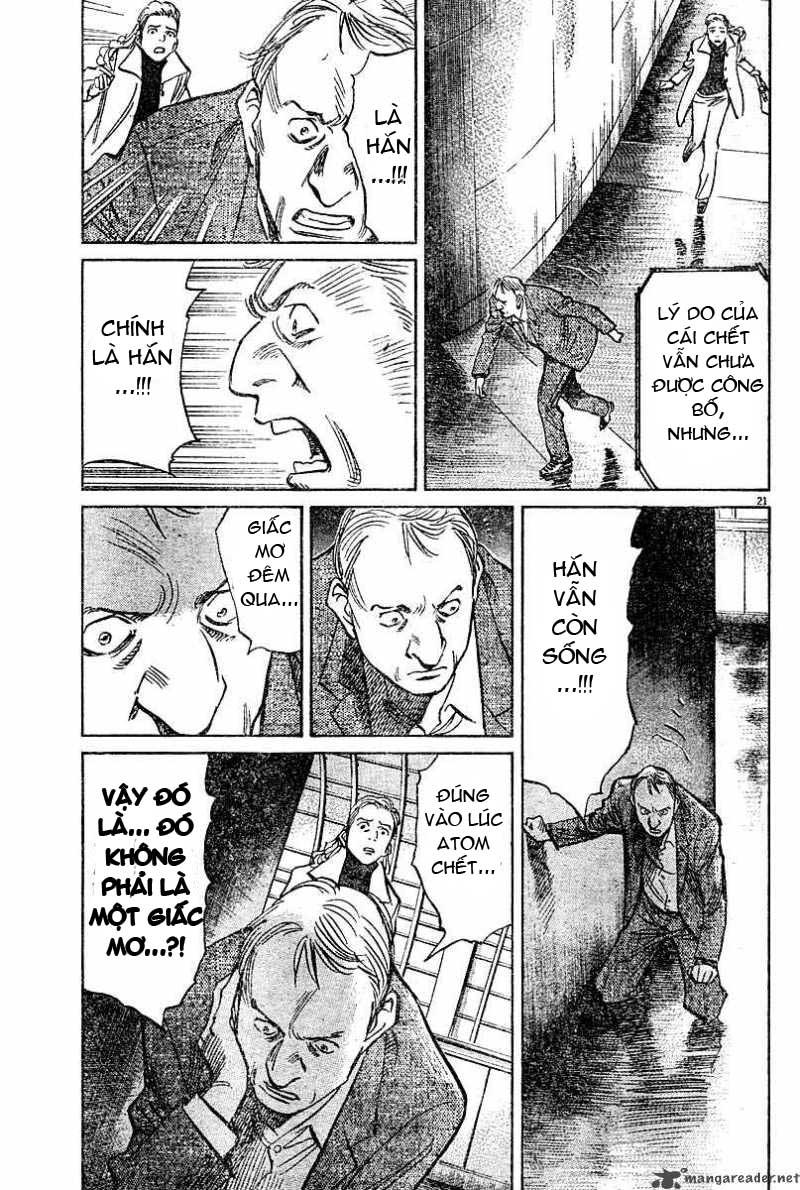 Pluto chapter 27 trang 22
