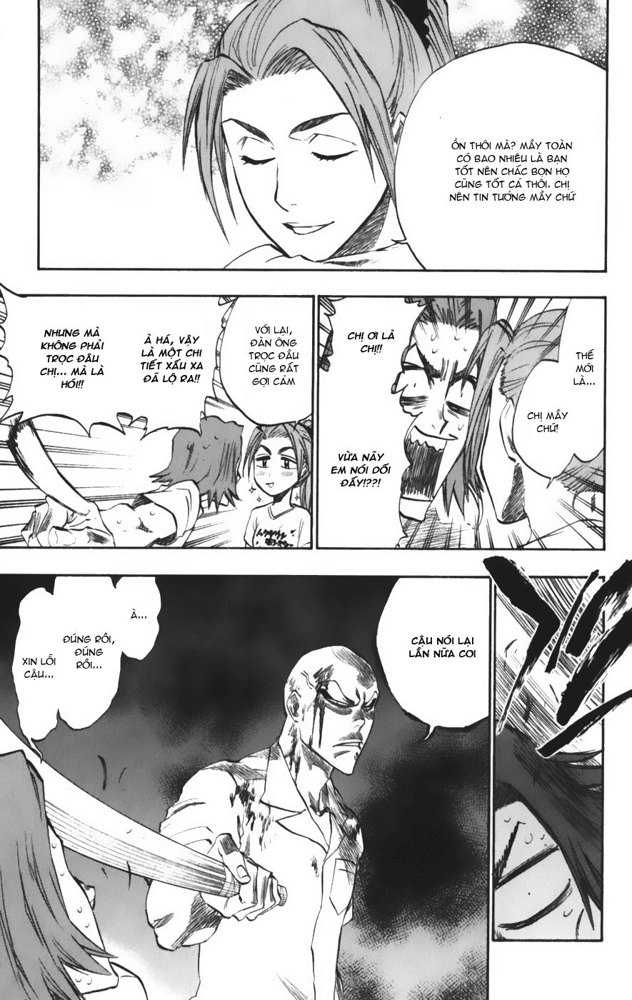 Bleach chapter 213 trang 5