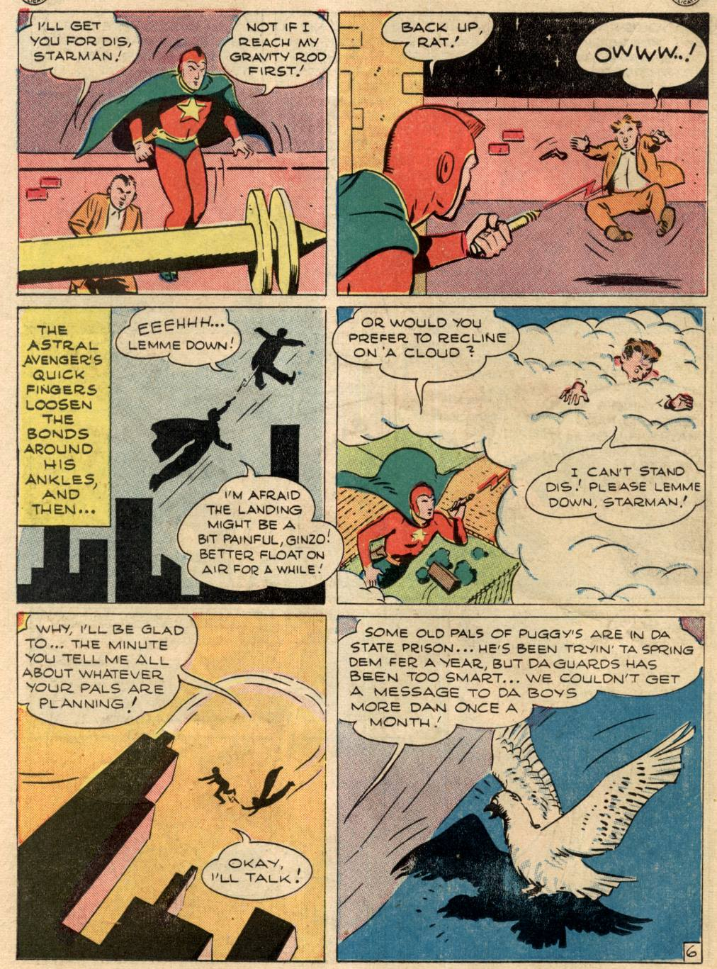 Read online Adventure Comics (1938) comic -  Issue #100 - 36