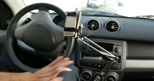 voiture communicante bmw et les solutions pour int grer l 39 iphone et l 39 ipad. Black Bedroom Furniture Sets. Home Design Ideas