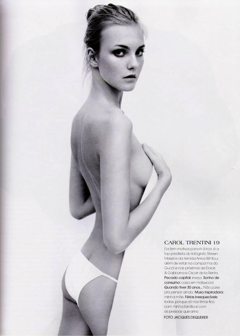 Best Caroline Francischini Nude Pictures