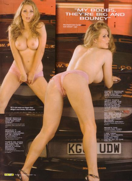 Nicola mclean nude pics collection topless