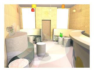 Interior design for dummies juice bar on byres road - Interior design for dummies ...
