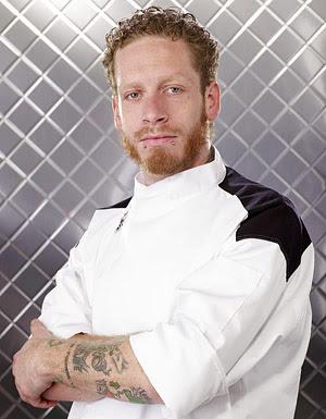 Hells Kitchen Season Robert Lacey