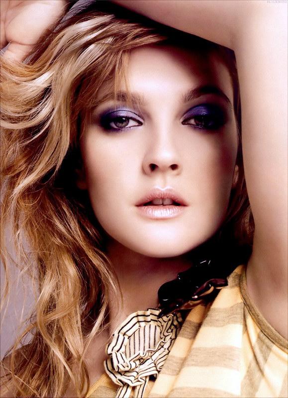 major stars: Drew Barrymore