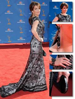 Tina+Fey Emmy Awards 2010!