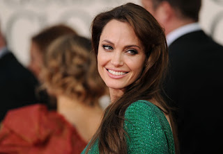 1 Angelina Jolie no Golden Globe Awards!
